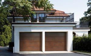 Brama segmentowe garażowa
